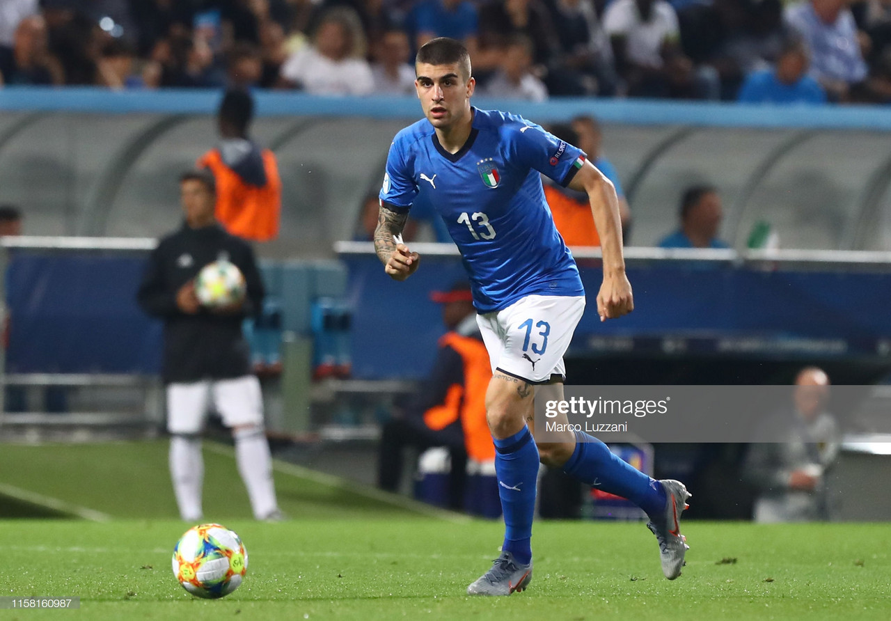 Gianluca Mancini joins AS Roma on season-long loan