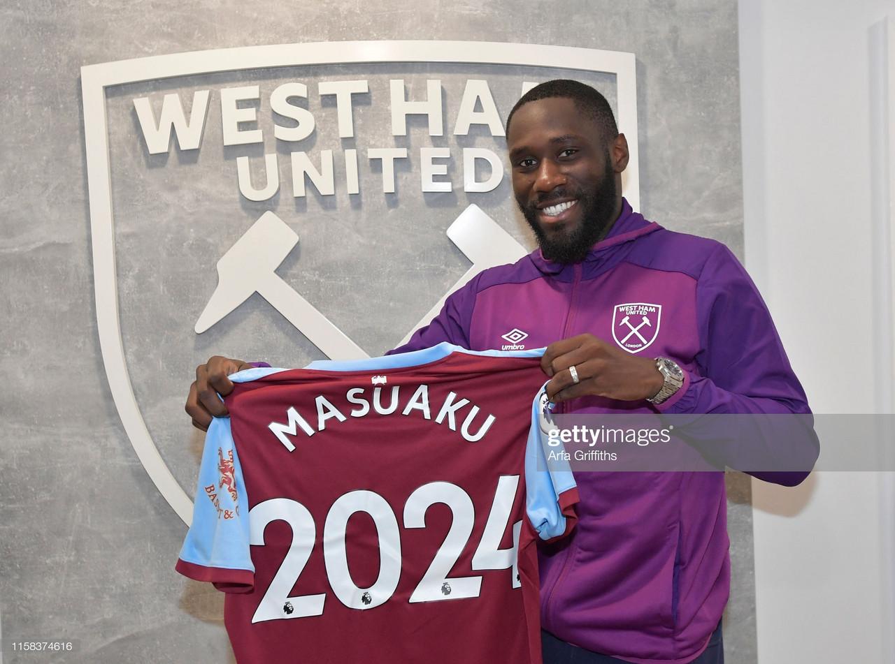 Arthur Masuaku signs a contract extension untilthe summer of 2024