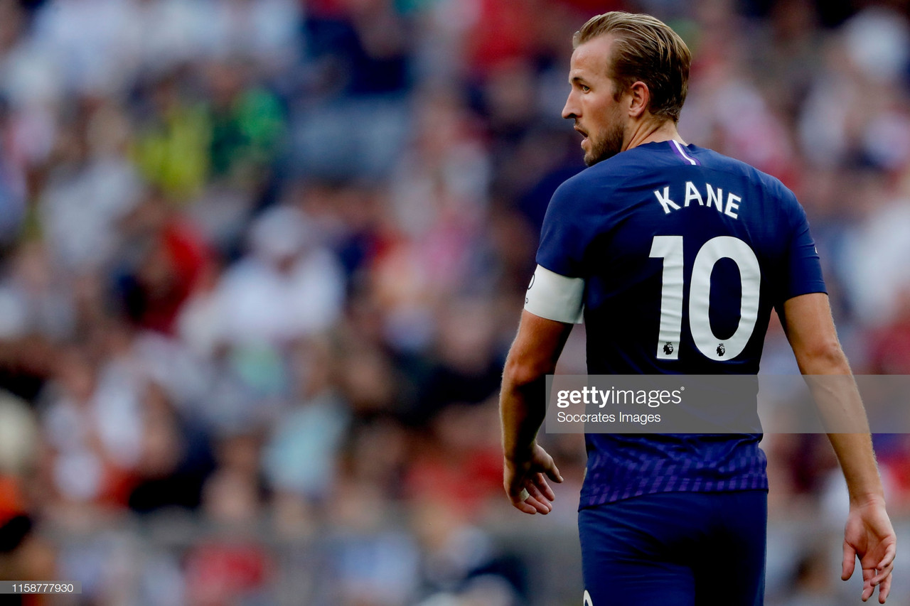 Harry Kane is confident he will feel the benefits of a proper pre-season this year