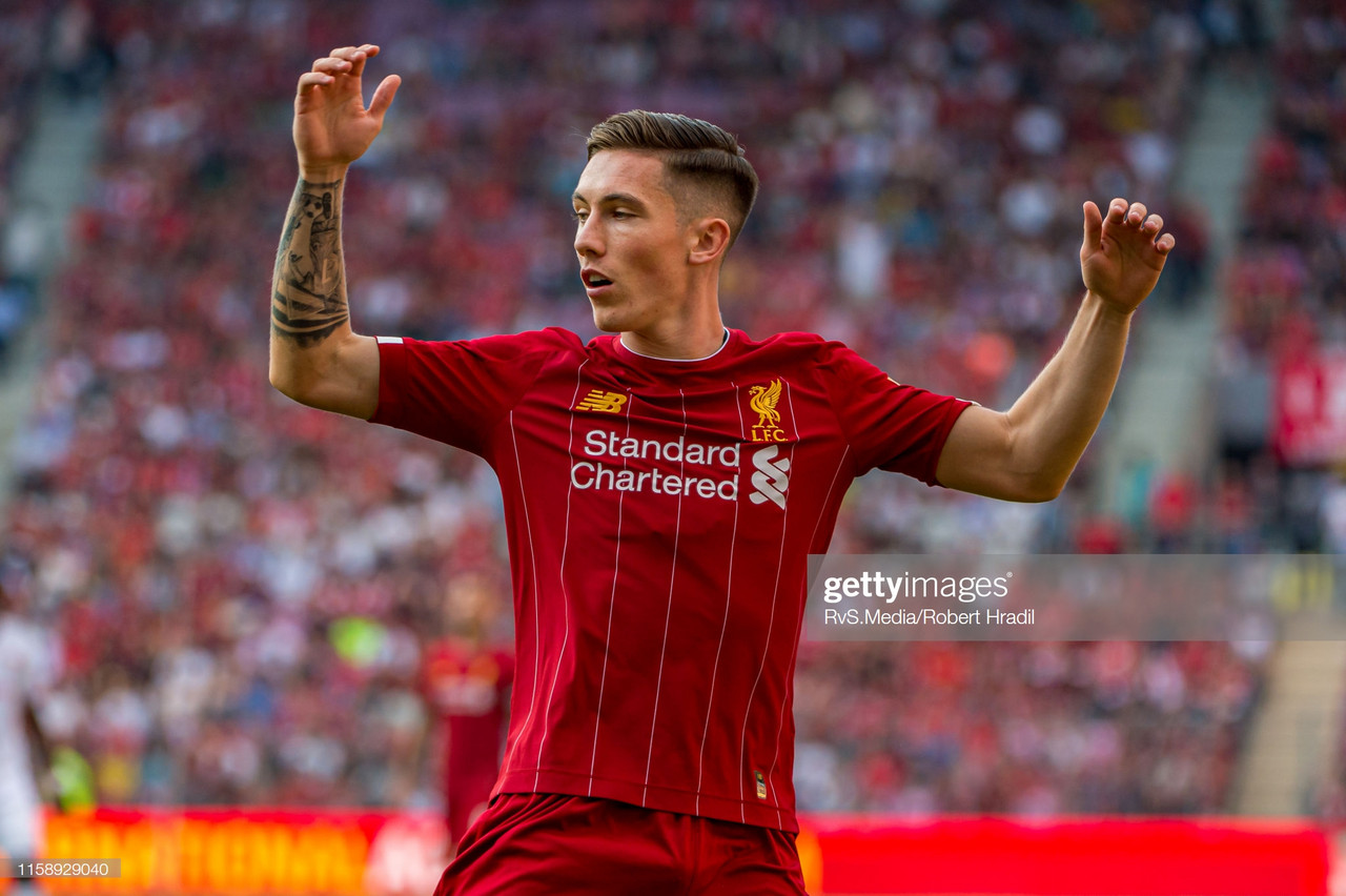 Bournemouth interested in loan deal for Liverpool's Harry Wilson