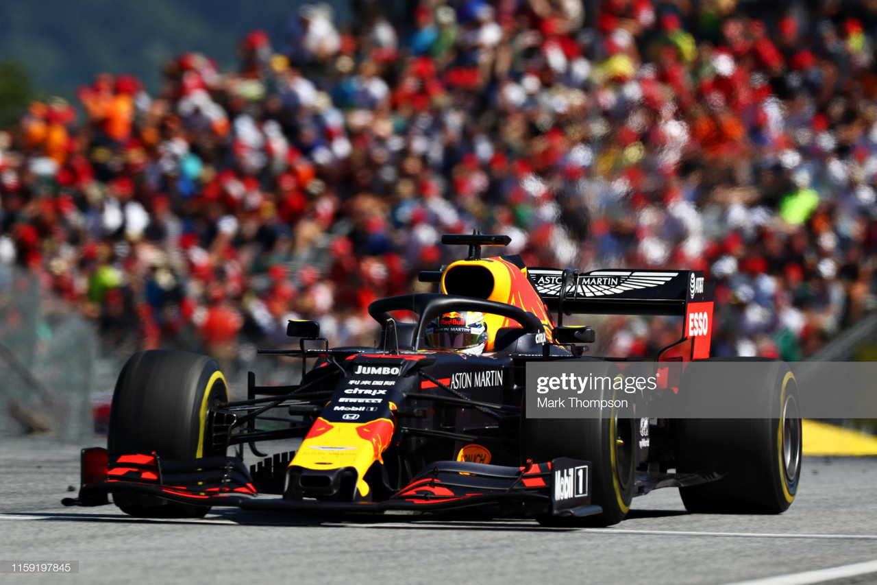Verstappen sensationally ends Mercedes' dominance as he edges Leclerc