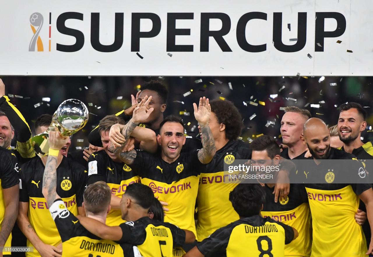 Borussia Dortmund Season Preview: Primed for a title challenge