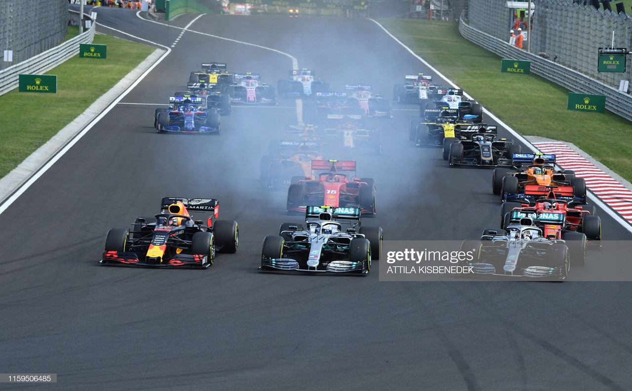 Driver Ratings: Hungarian Grand Prix 2019