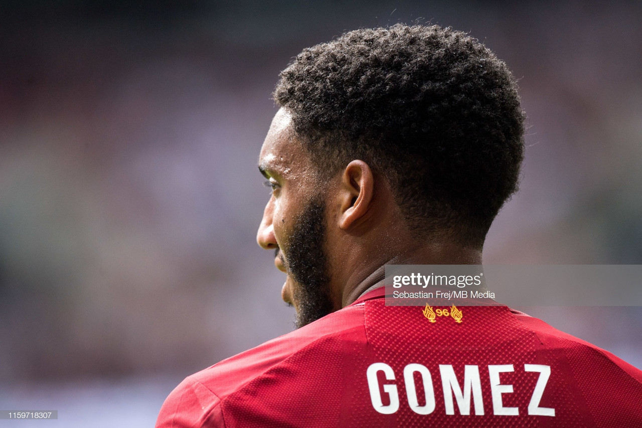 Joe Gomez admits frustration as Liverpool denied clean sheet in Norwich win