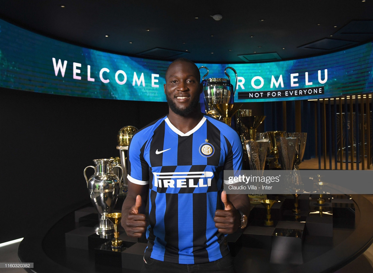 Lukaku signs for Inter