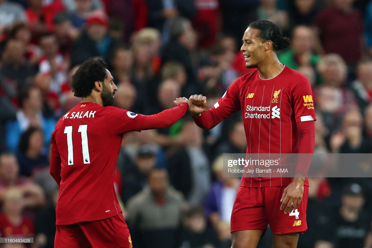 The Warm Down: Liverpool off to a flyer but fears over Alisson