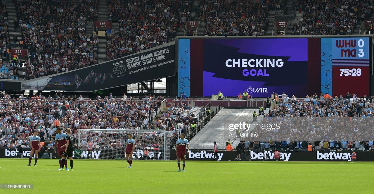 The Warm Down: West Ham show promise despite heavy defeat to Manchester City