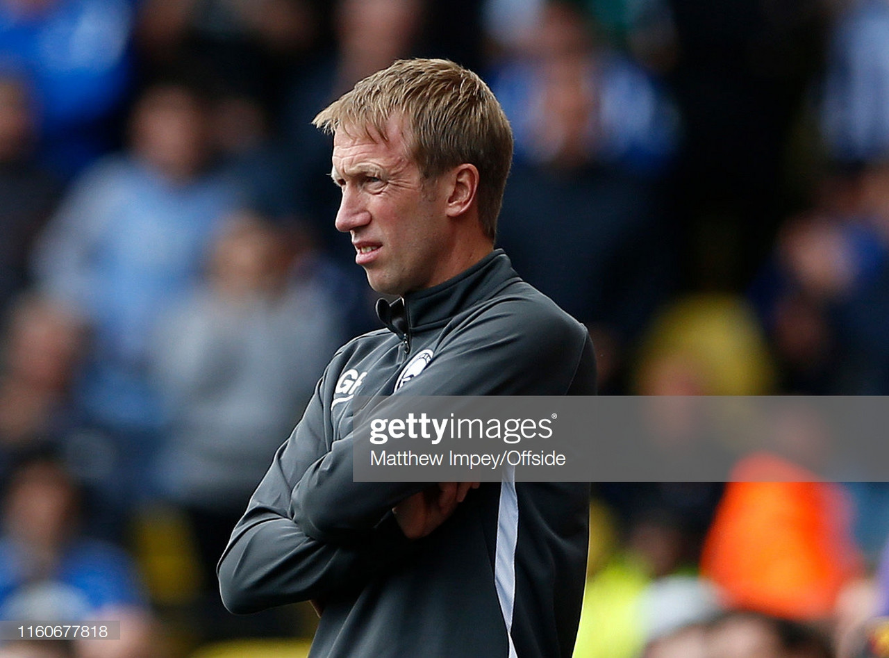 "Graham Potter applauds ""courage"" shown in decisive victory at Watford"
