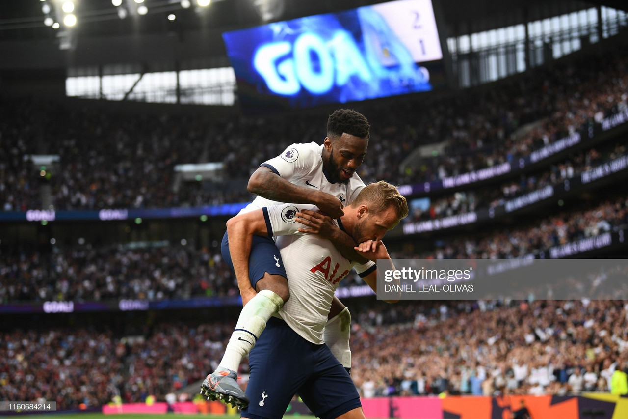 Tottenham Hotspur 3-1 Aston Villa: Ndombele and Kane save Spurs from opening day defeat
