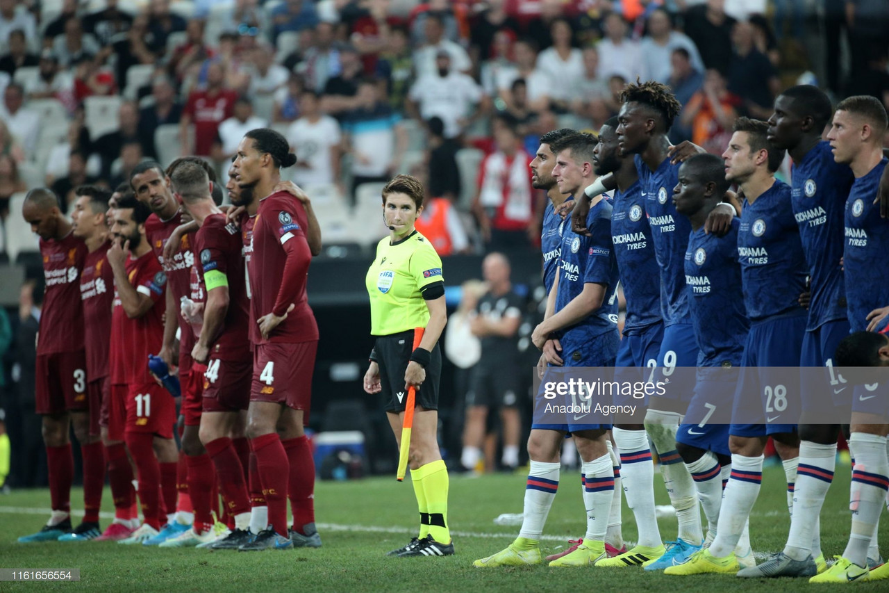 The Warm Down: Chelsea lose UEFA Super Cup on penalties