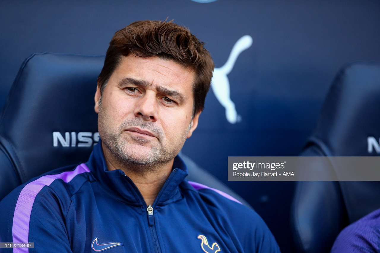 Pochettino describes Tottenham players as 'the most unsettled group' he has worked with after Newcastle defeat