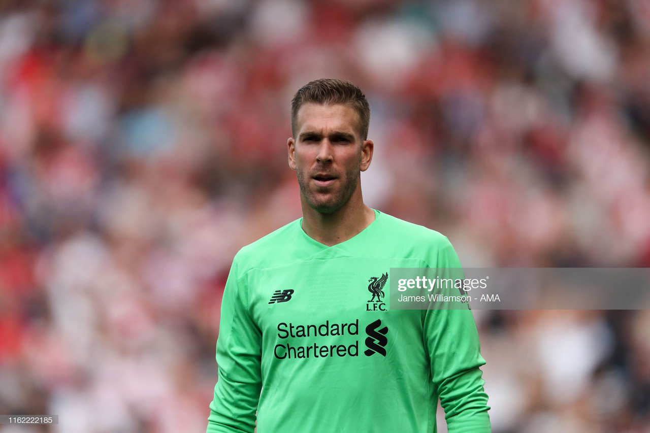 Jurgen Klopp plays down Adrian error as Liverpool make it two wins from two