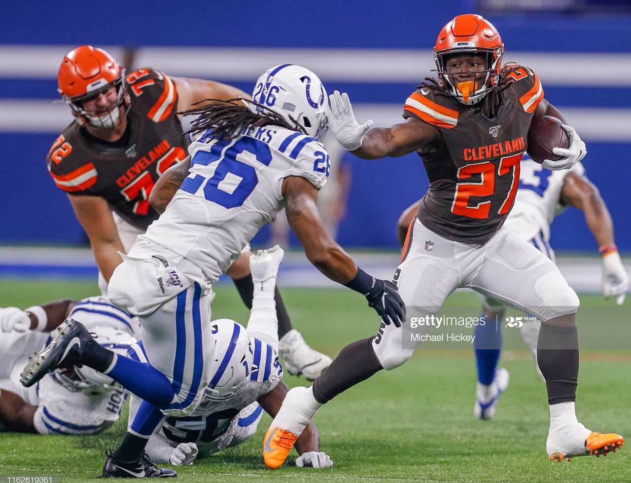 Cleveland Browns Vs Indianapolis Colts preview