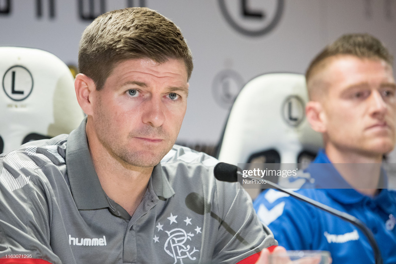 Legia Warsaw v Rangers Preview: Gerrard on cusp of reaching group stage again