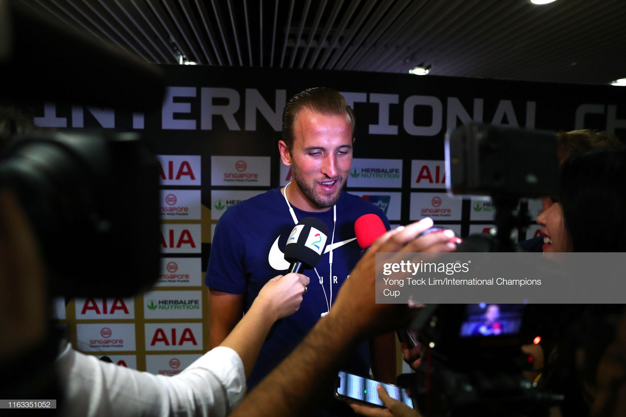 Harry Kane admits Juventus winner was 'one of my best'