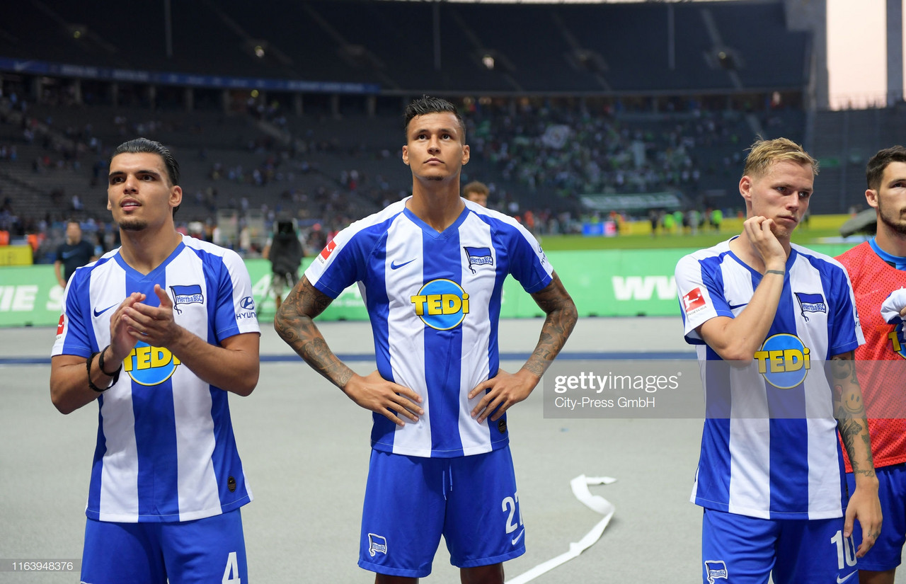 Schalke 04 vs Hertha Berlin: Can both teams bounce back?