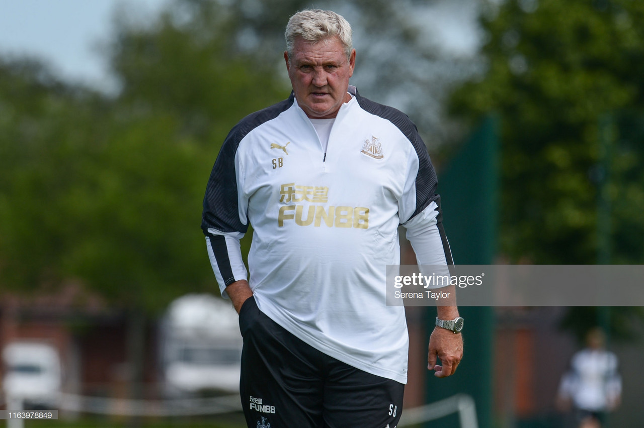 Steve Bruce disappointed with result but confident his young players can start firing