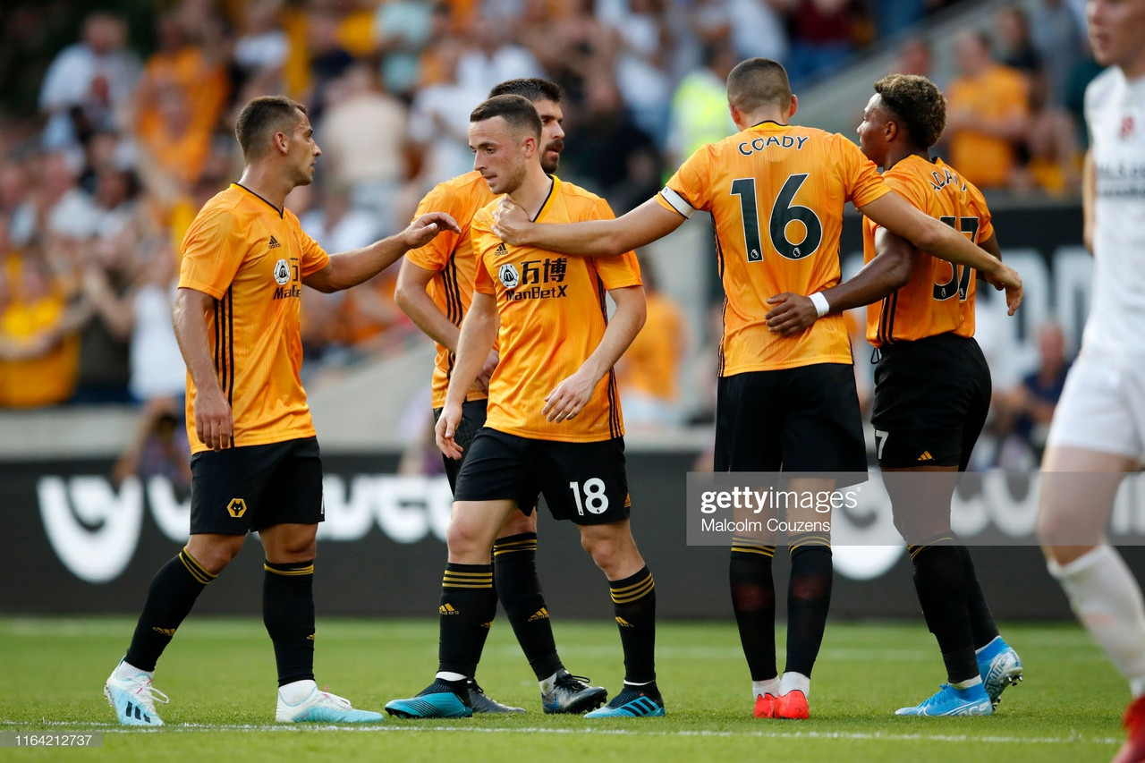Wolves 2-0 Crusaders FC: The third qualifying round is just around the corner