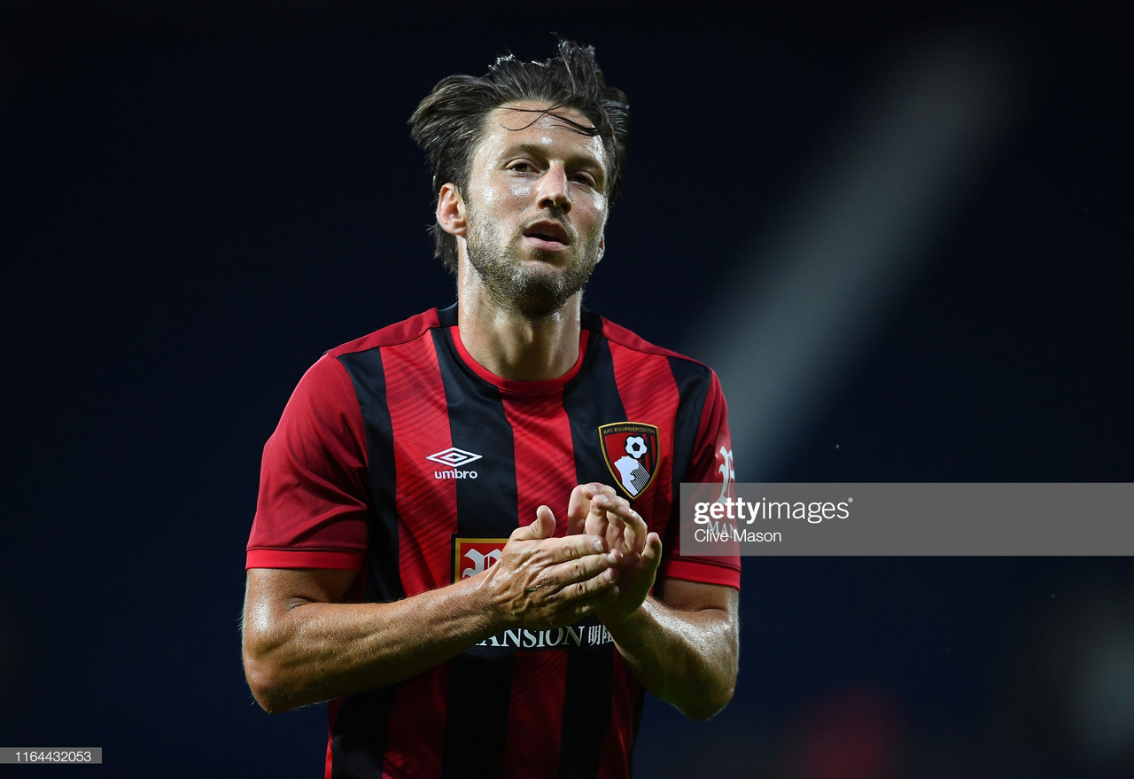 Harry Arter makes Fulham loan switch from Bournemouth