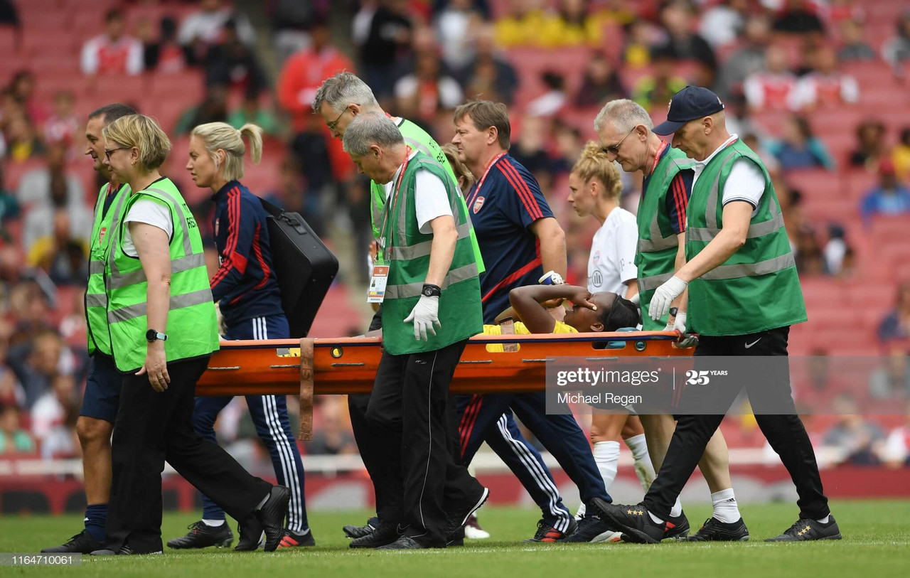 How does an ACL injury affect a female athlete? Behind the scenes of a career changing injury