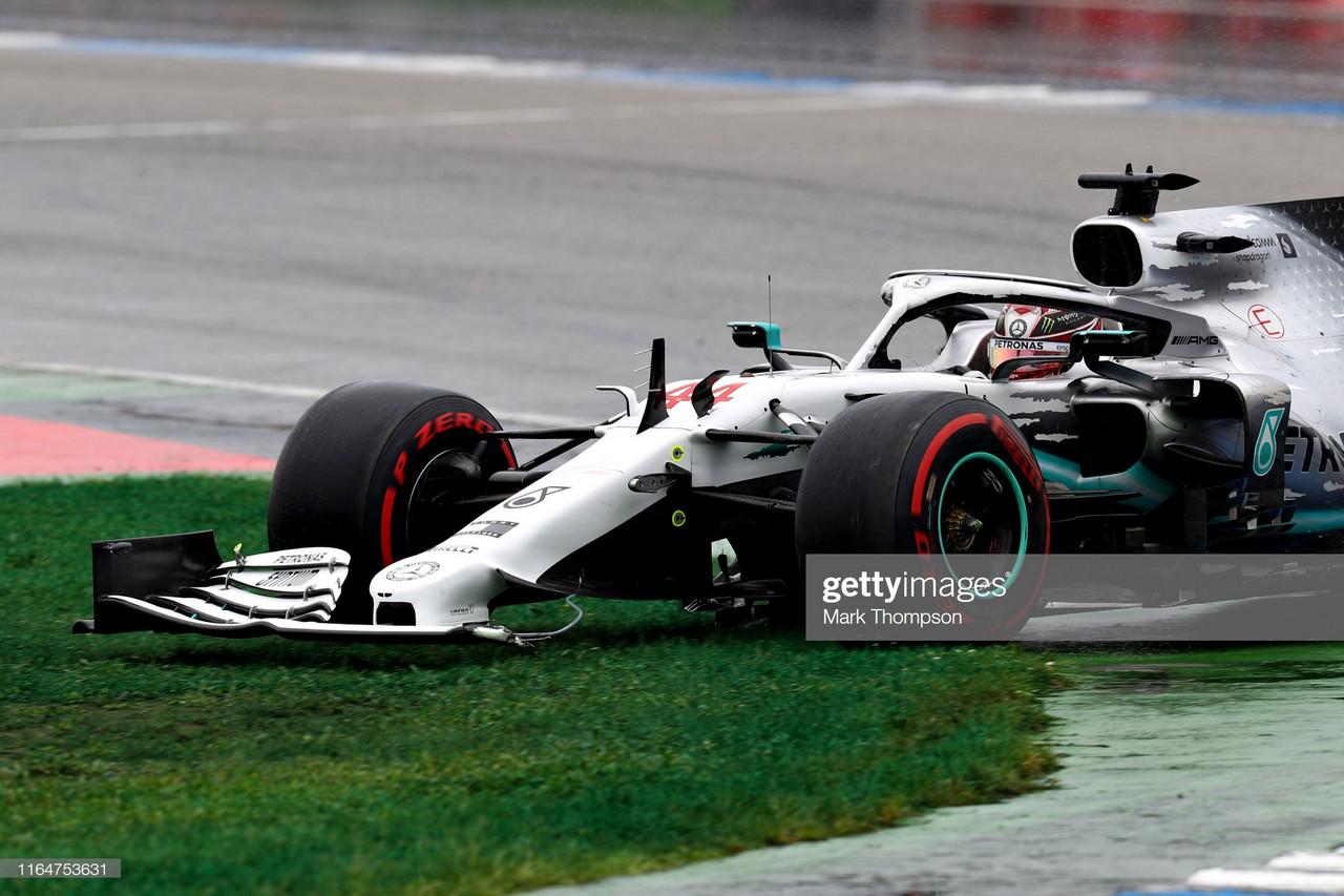 Opinion: How Hamilton will set himself apart from Vettel following Hockenheim woes