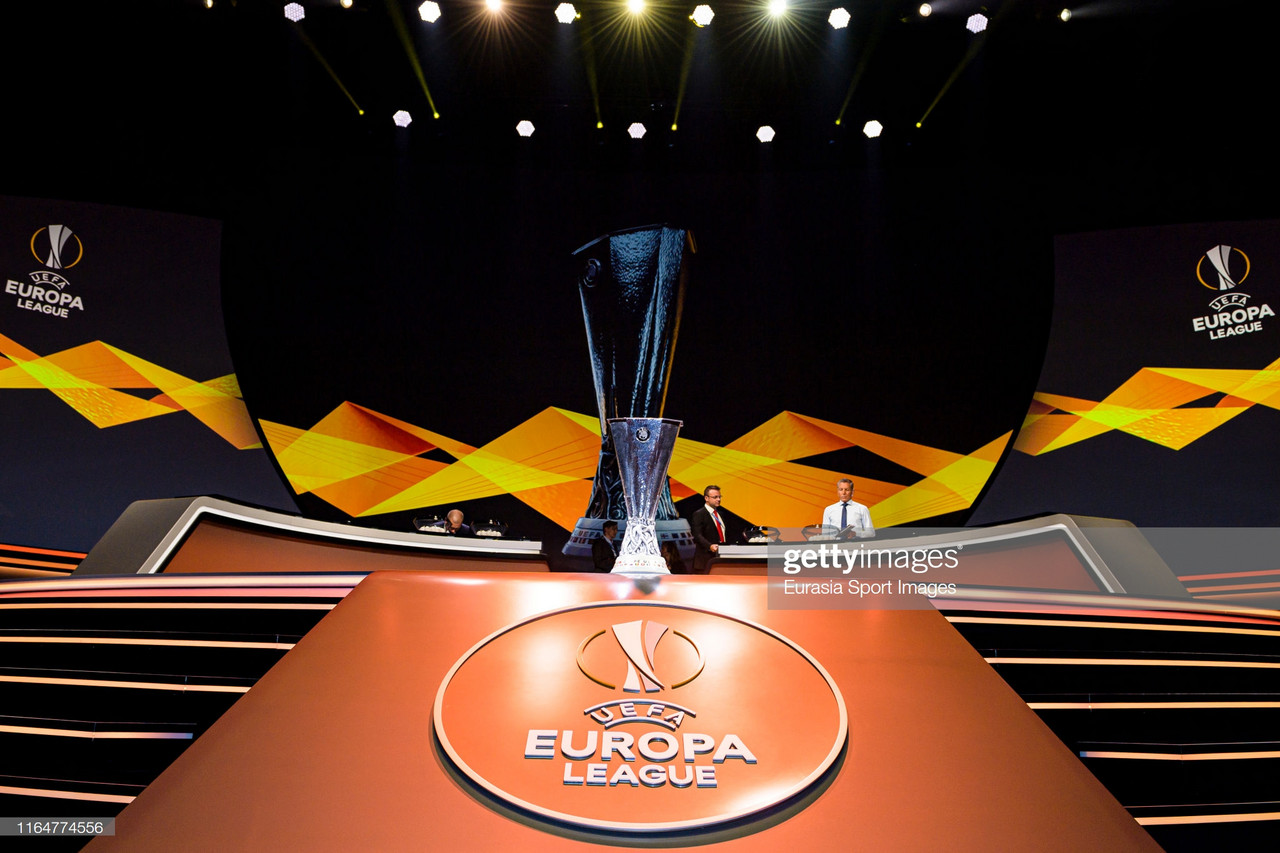 Bundesliga clubs handed generous Europa League draws