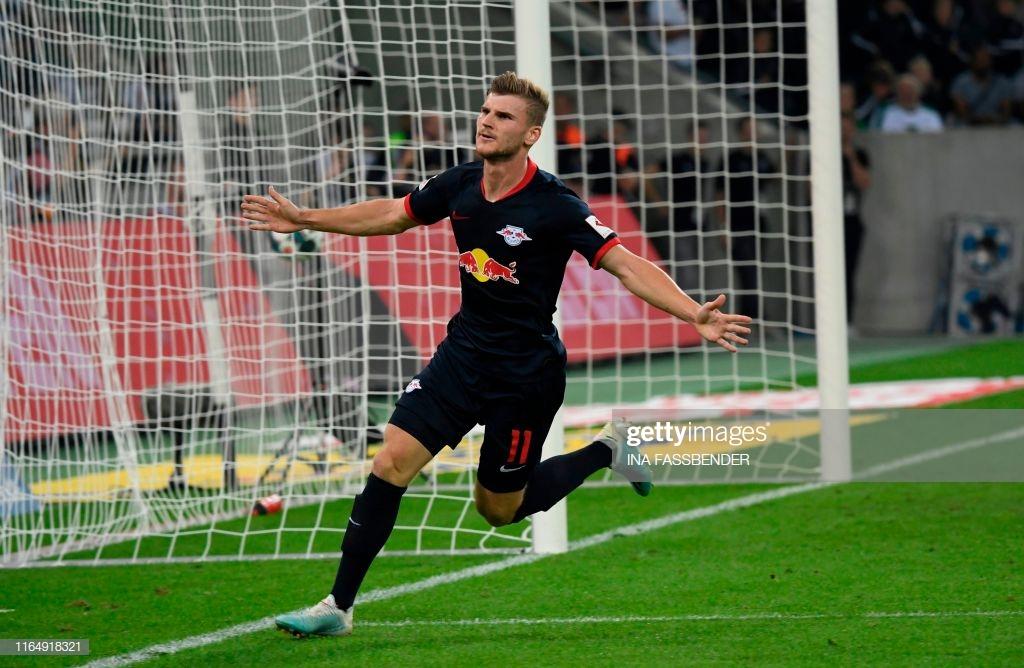 Borussia Monchengladbach 1-3 RB Leipzig: Turbo Timo fires Leipzig to victory