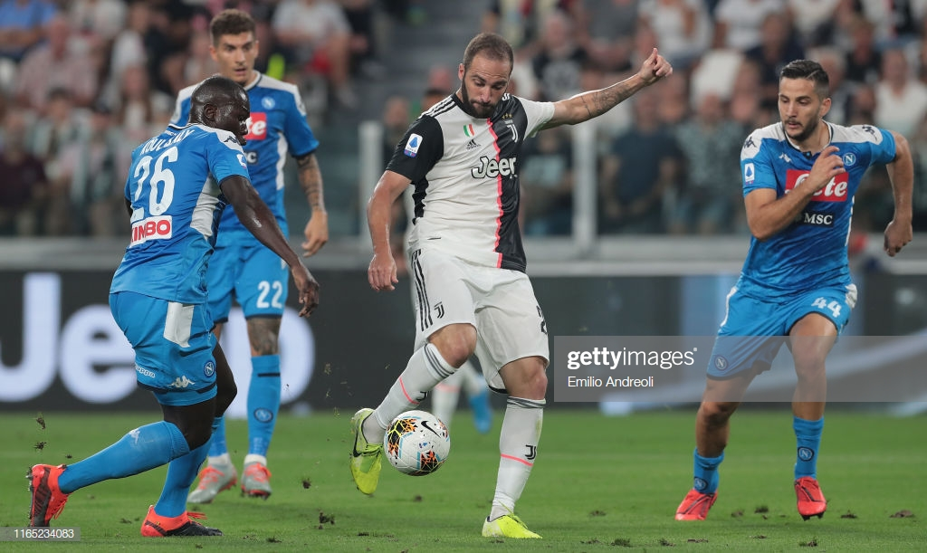 Juventus vs Bologna: Juventus look to stay atop of Serie A