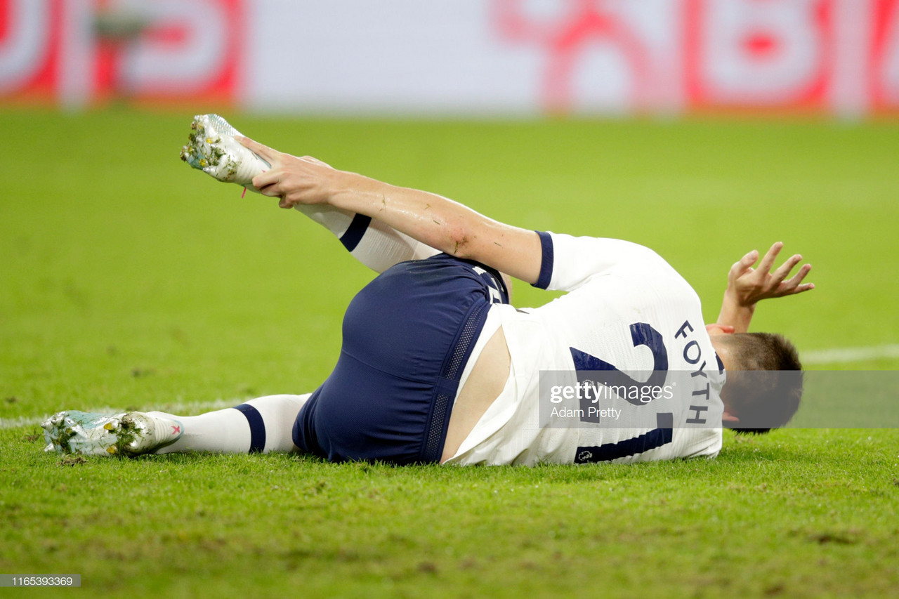 The Warm Down: Tottenham's Audi Cup victory marred by Juan Foyth injury