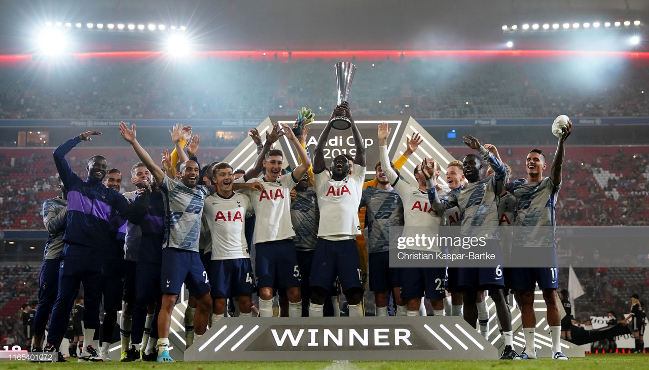 Tottenham Hotspur: Five talking points from the Audi Cup