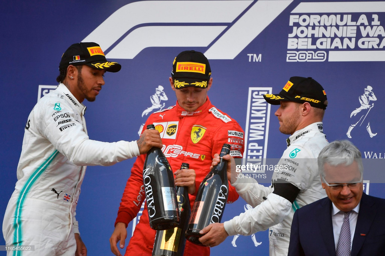 Driver Ratings: Belgian Grand Prix 2019