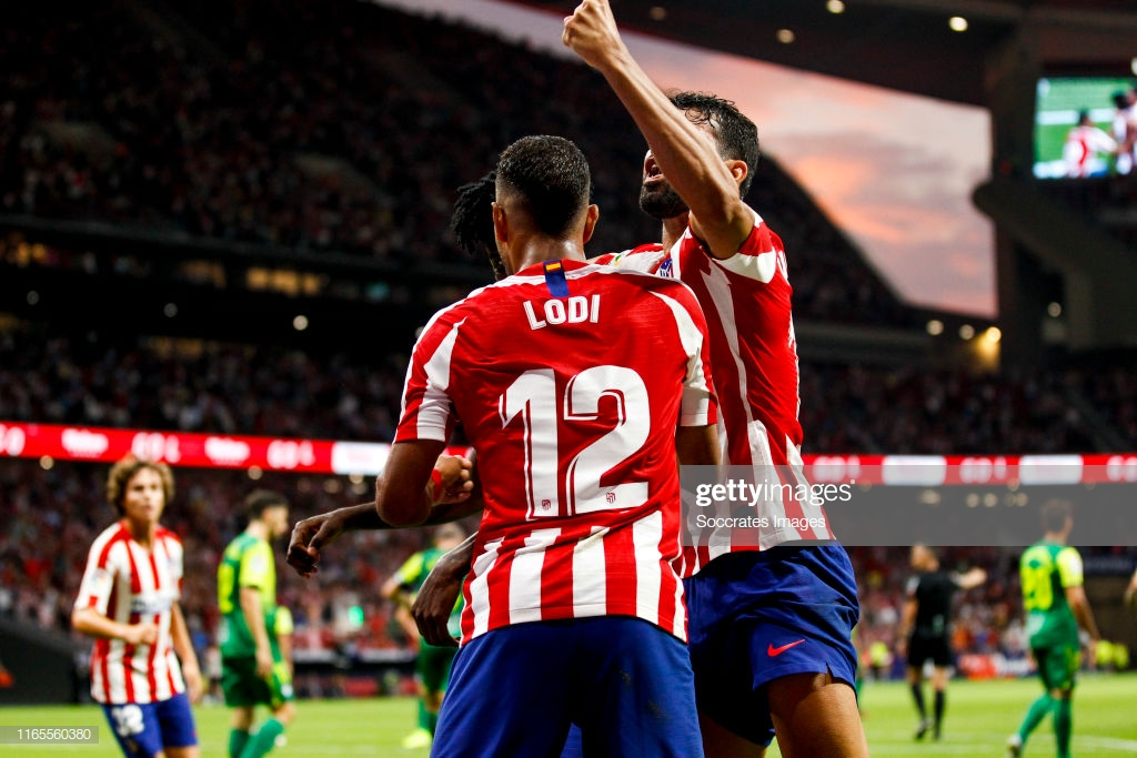 Atletico Madrid 3-2 Eibar: Impressive Atlético bounce back to defeat Eibar