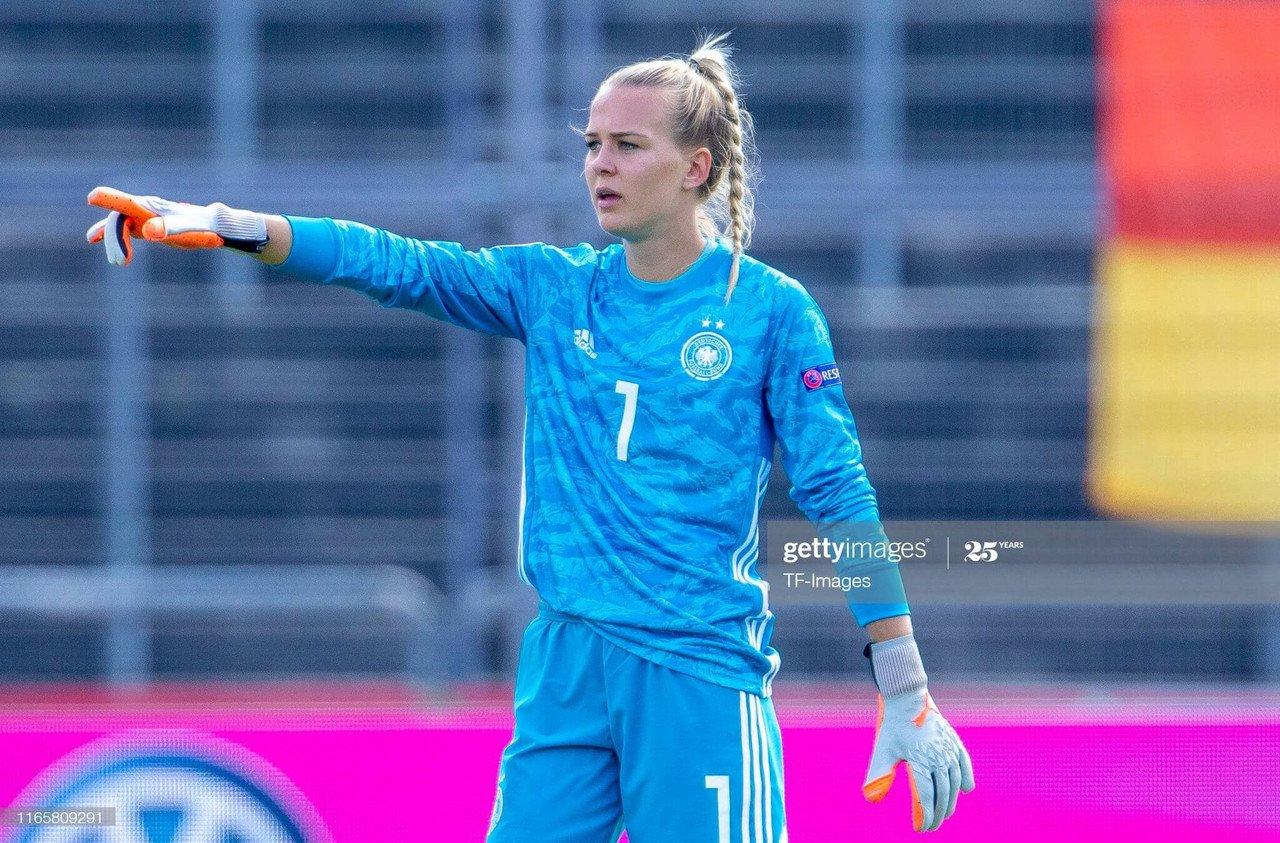 German national team goalkeeper Merle Frohms joins Eintracht Frankfurt