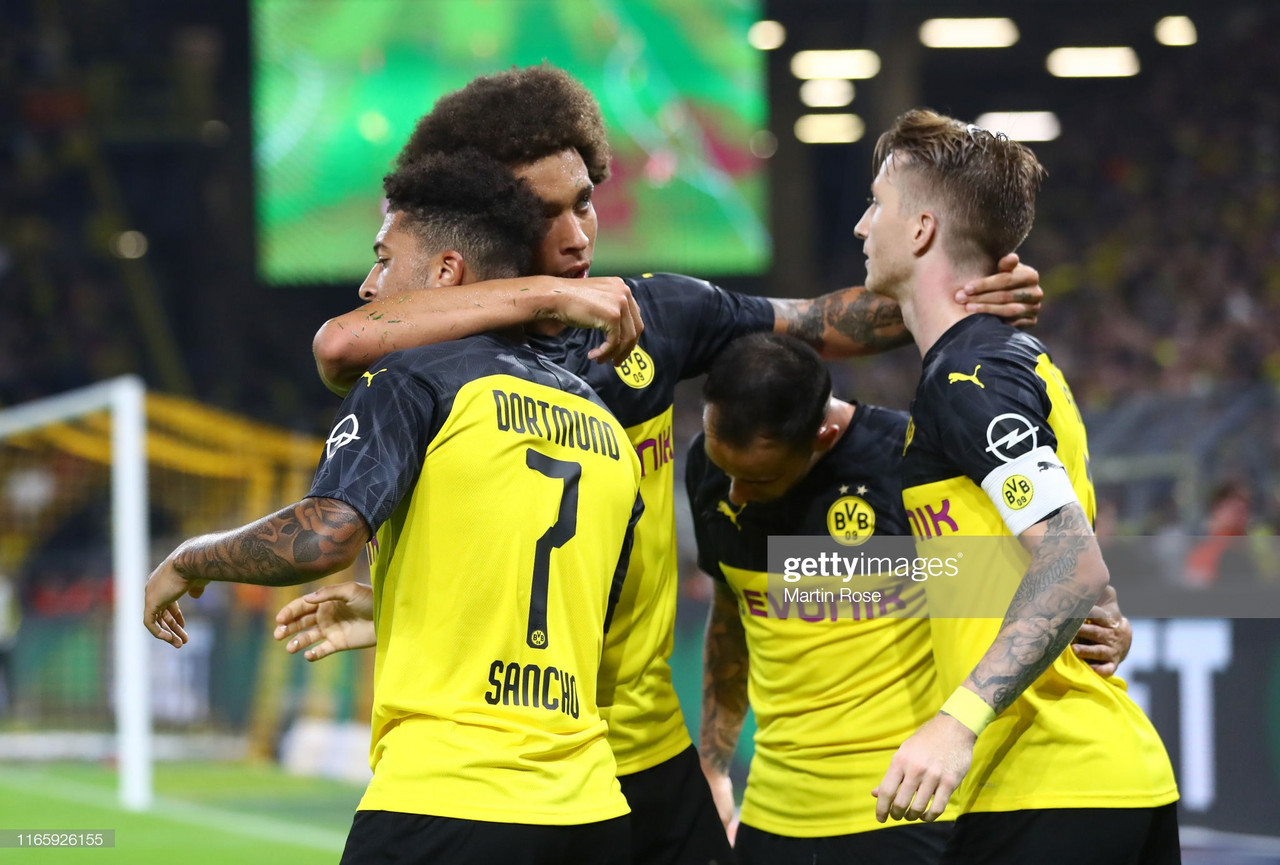 Borussia Dortmund 2-0 Bayern Munich: Dortmund lift the Super Cup by pushing aside Bayern in thrilling contest