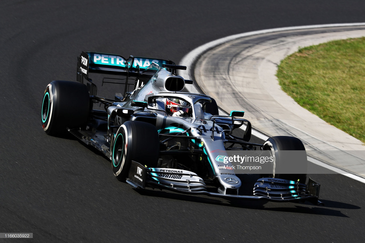 F1 Report: Hamilton claws back 20-second gap to beat Verstappen in Hungary