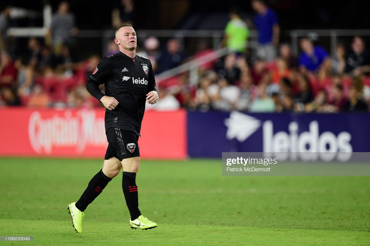 Report: Wayne Rooney to return to England as player/coach with Derby County