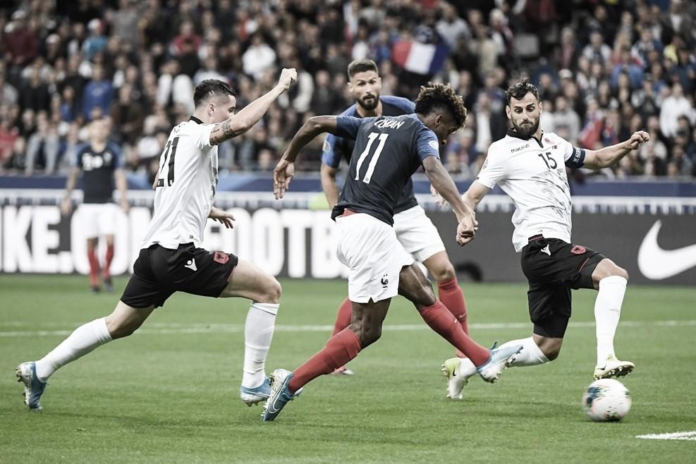 Melhores momentos de Albânia x França pelas Eliminatórias da Euro 2020 (0-2)