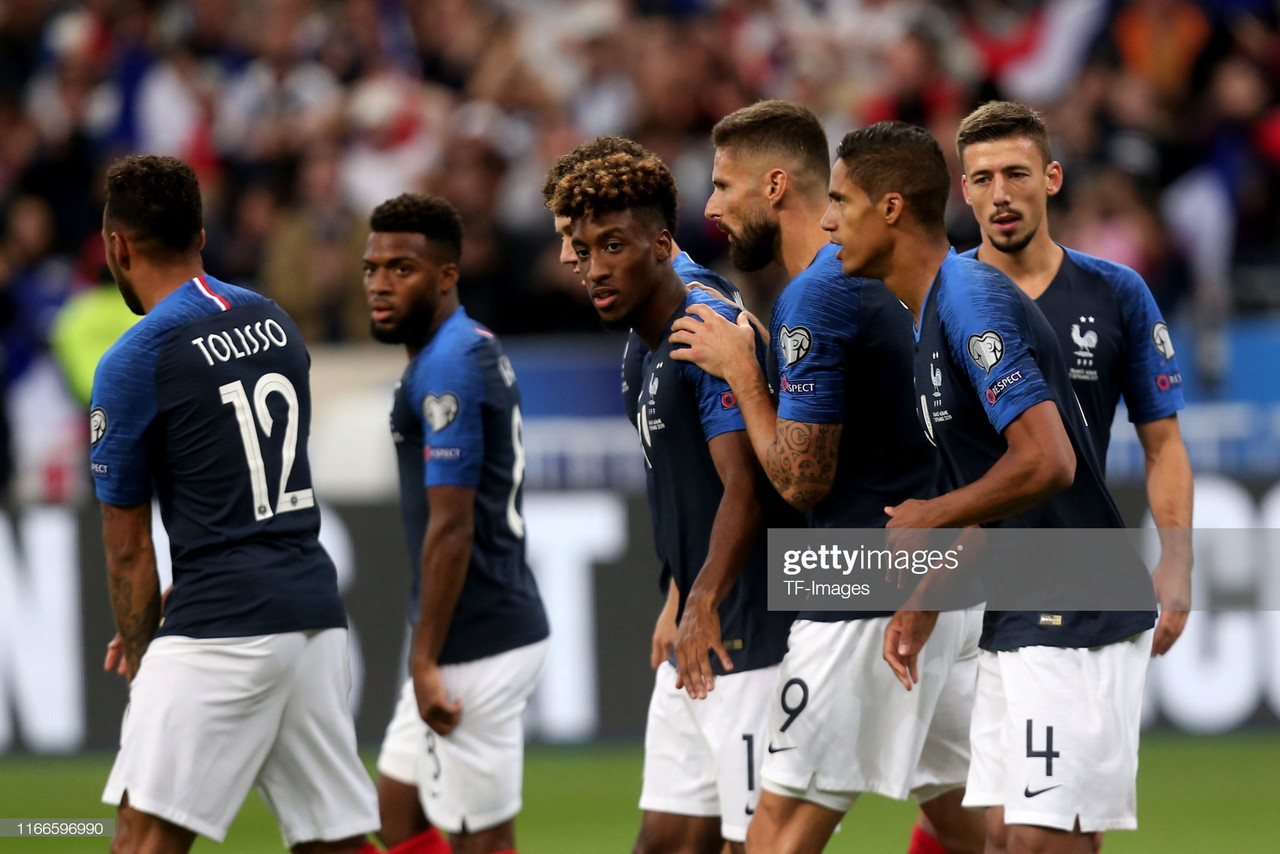 France 4-1 Albania: Les Bleus record crushing win to keep Euro 2020 qualifying campaign going