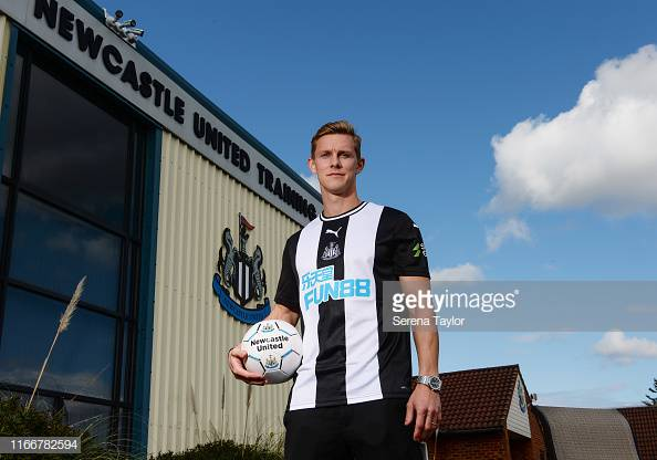 Newcastle Sign Swedish Defender Krafth