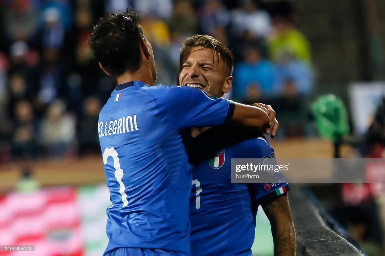 Italy vs Greece: The Azzurri look to stay perfect