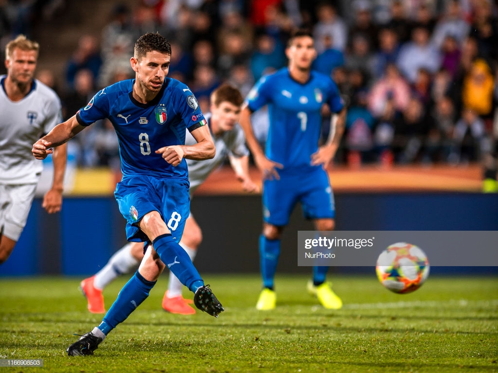 Finland 1-2 Italy: Dubious penalty spares Italy blushes in slender victory