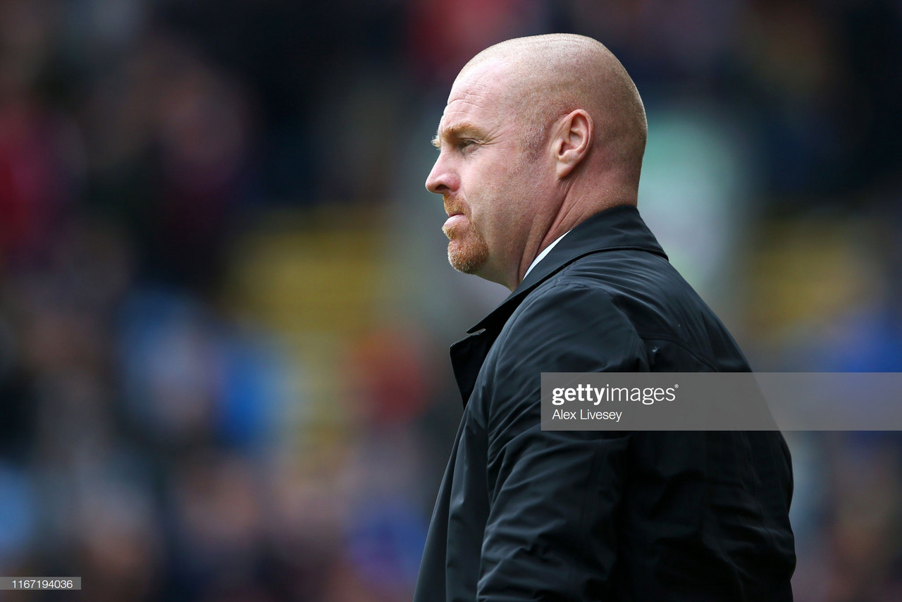 Sean Dyche 'very pleased' as Burnley raise their level in second half against Southampton