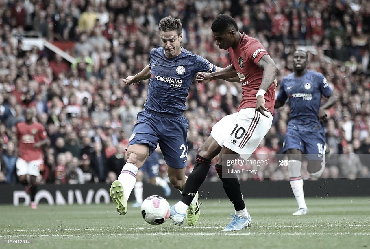 Previa Manchester United - Chelsea: duelo de gigantes en la Premier League