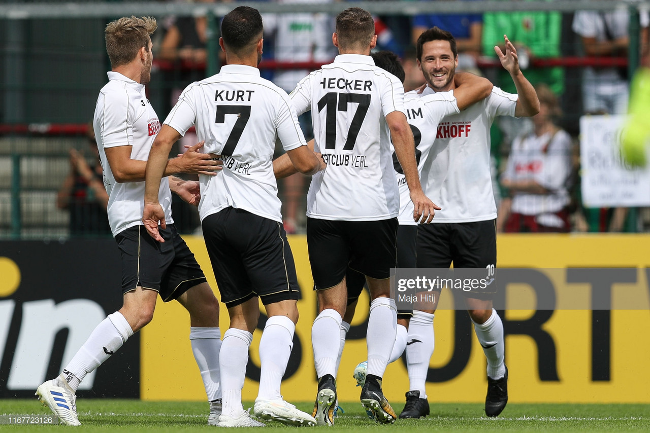 DFB Pokal Review: Giants progress as Augsburg and Mainz are humbled