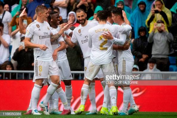 Real Madrid 3-2 Levante: Real hold on to win despite late Levante rally