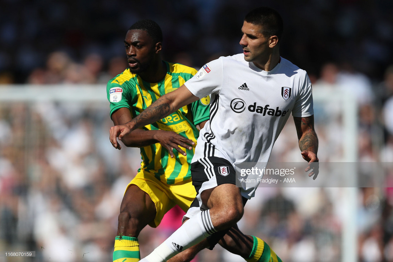 Fulham 1-1 West Bromwich Albion: Ajayi equalizer keeps Baggies unbeaten