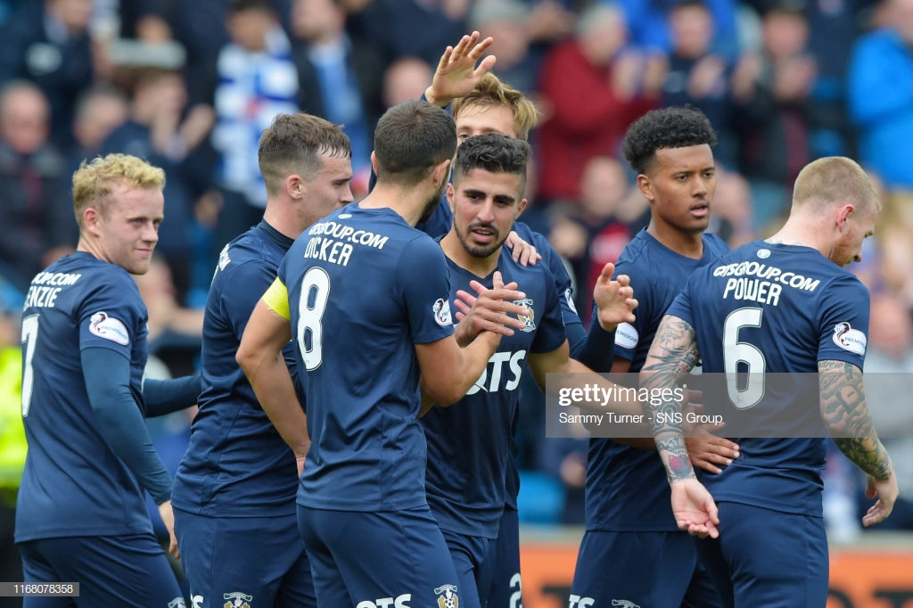 Kilmarnock 2-0 Hibernian: Alessio gets first home win as Killie sink Hibs