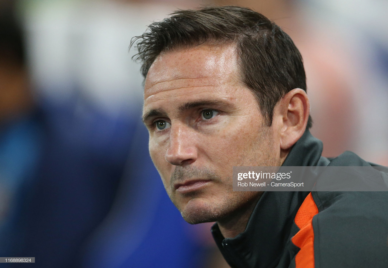 'It's a harsh lesson of Champions League football', Lampard reflects on Valencia loss