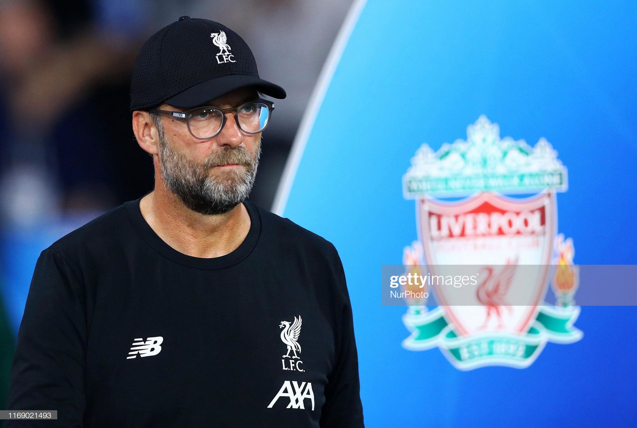 Jurgen Klopp reflects on Napoli defeat as VAR takes centre stage