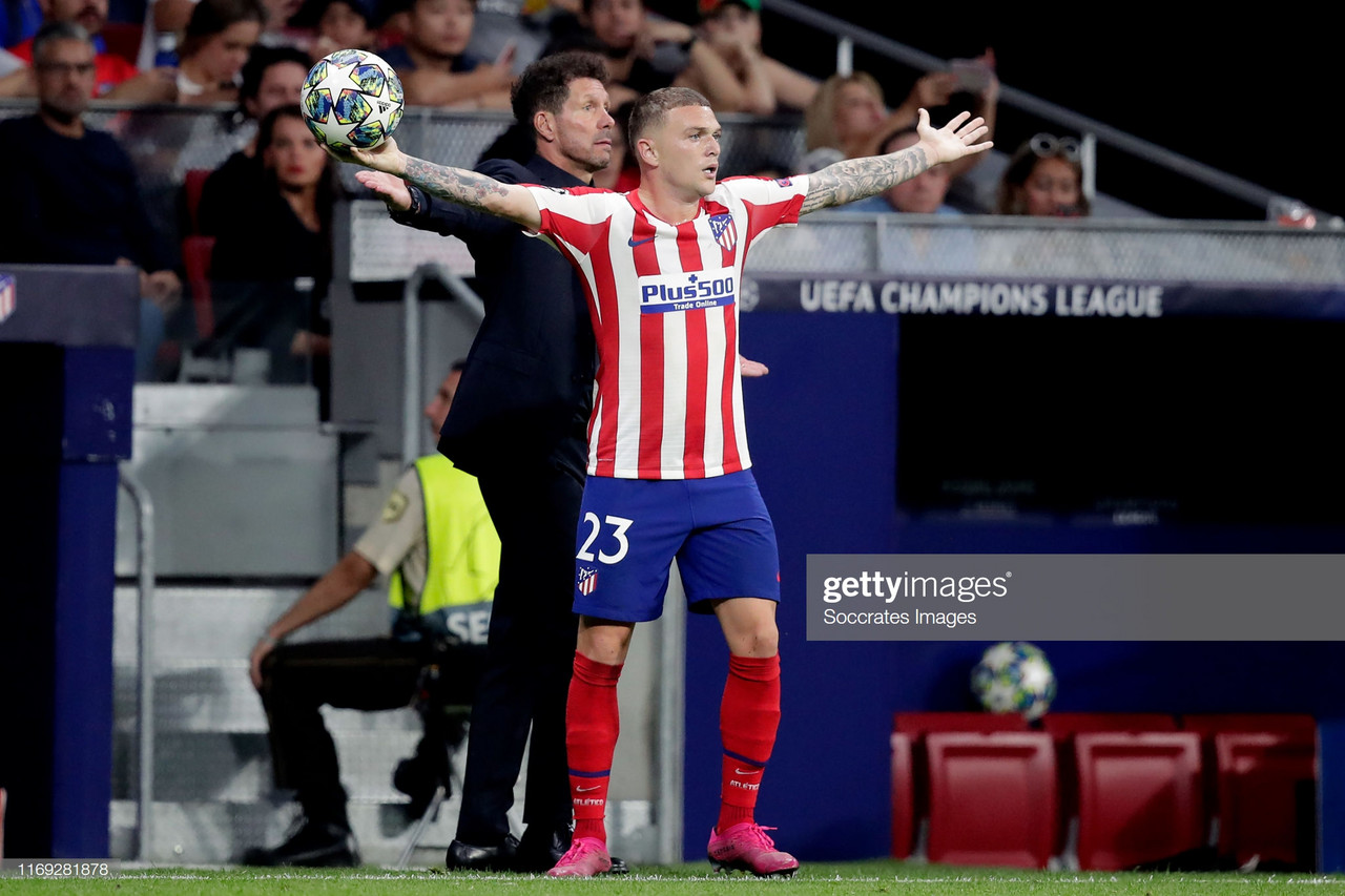 Atletico Madrid 2-2 Juventus: Last-minute Hector Herrera strike splits the points in Group D thriller
